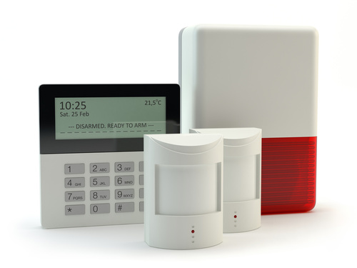 Image result for commercial alarm systems